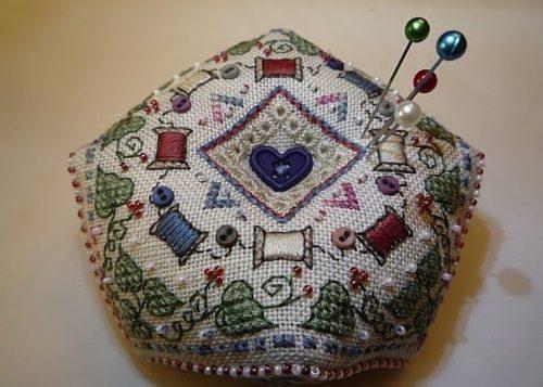 Секреты вышивки крестиком
