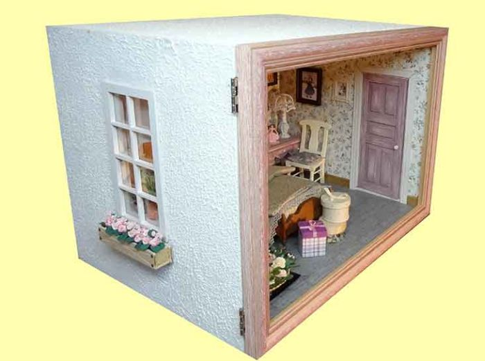 Как сделать миниатюру для кукол своими руками фото 36