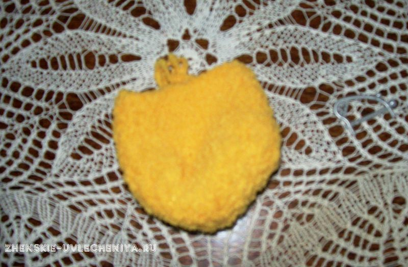 амигуруми из мягкой пряжи