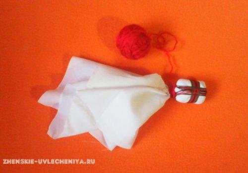 Кукла-мотанка из ткани: значение оберега и техника изготовления своими руками