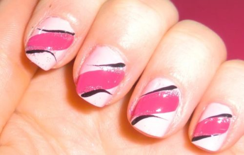 short-nails-design-14