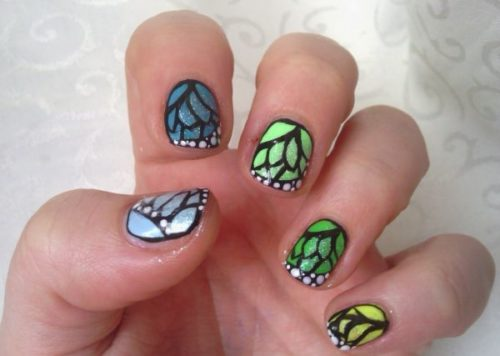 short-nails-design-7