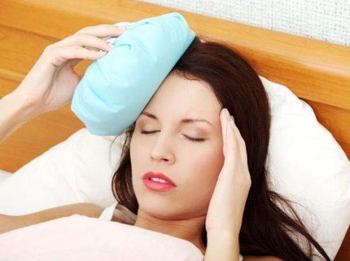 Народные средства от головной боли и лечение без таблеток