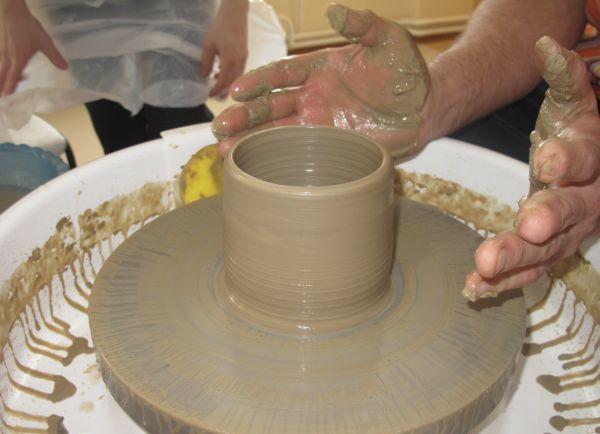 Горшки из глины своими руками фото 580