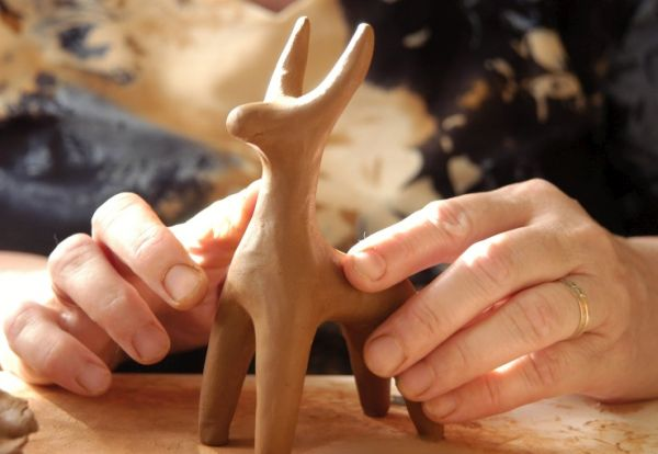 Керамика своими рук