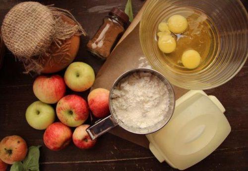 Пирог с яблоками и медом – 7 рецептов полезной выпечки