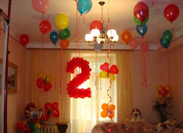 Как украсить дачу к дню рождения ребенка своими руками 107