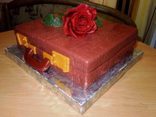 Как приготовить красивый торт