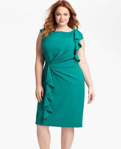 платье скрывающее живот
