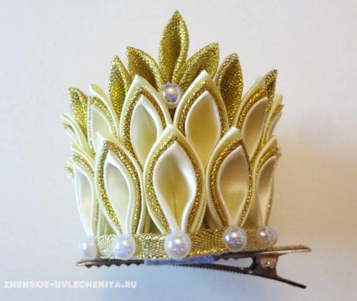корона канзаши