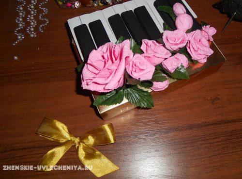 Горячий шоколад в подарок своими руками фото 436
