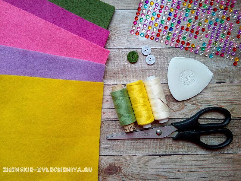 36dc72a1486a Такой перечень материалов обойдется намного дешевле, чем покупка фабричного  набора для пошива фетровой сумки своими руками. Сразу посмотрите другие  наши ...