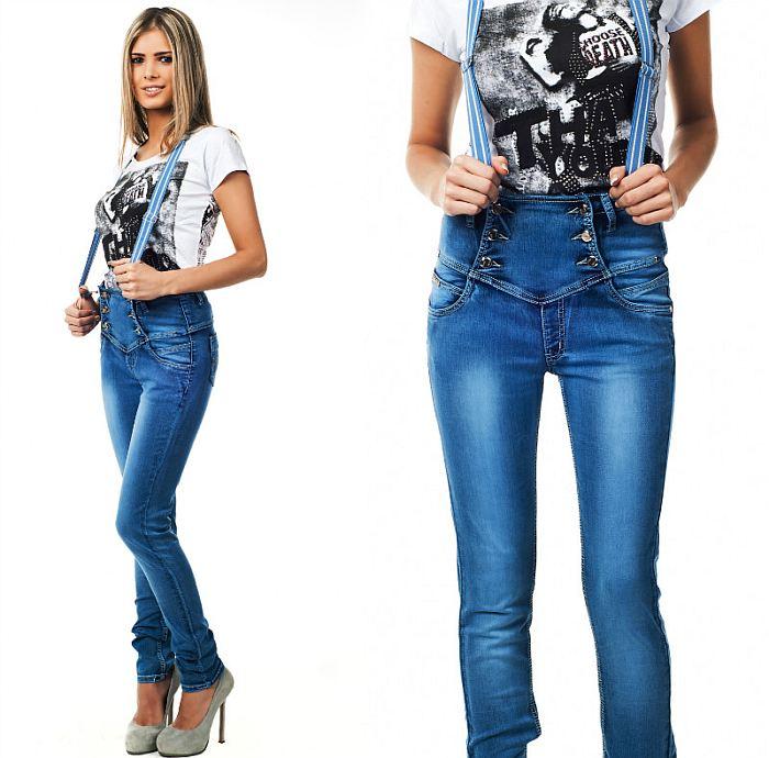 806ce821e8e Женские подтяжки для брюк  советы по выбору и сочетанию аксессуара с ...