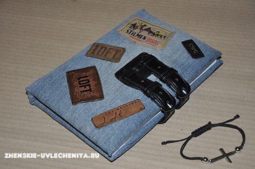 Уникальные идеи или делаем из старых джинсов нужные вещи для дома и семьи