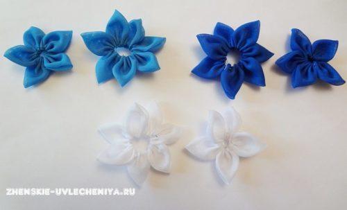 Детали цветков