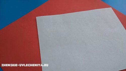 Плотная бумага для основы