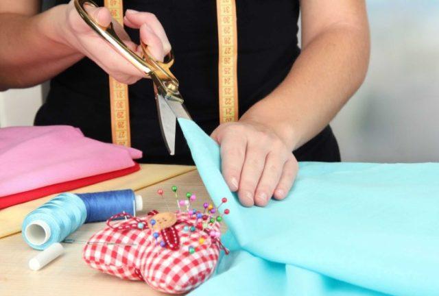Почему беременным нельзя шить и вязать